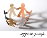 Support Group? Not for me. Or is it? Or isn'tit?