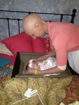 Easter 2013 is much better than Easter 2012 – NOCHEMO!!!